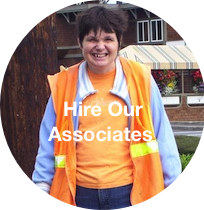 Hire our Associates Tahoma